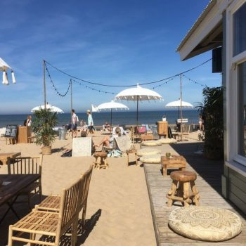 Tulum strandtent Noordwijk